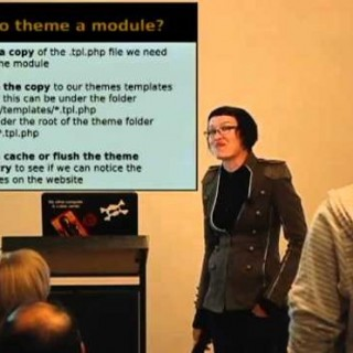 Drupal Theming and Template Inheritance - Drupal South 2012