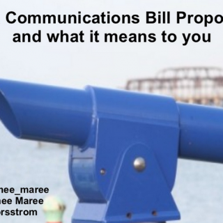 UK Communications Bill Proposed Changes 2012